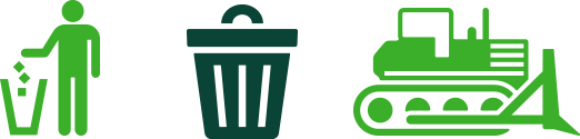 Trash product icons